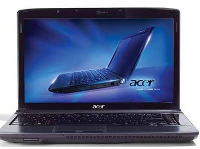 Mengatasi Masalah Sound (Audio) Pada Laptop Acer 4540